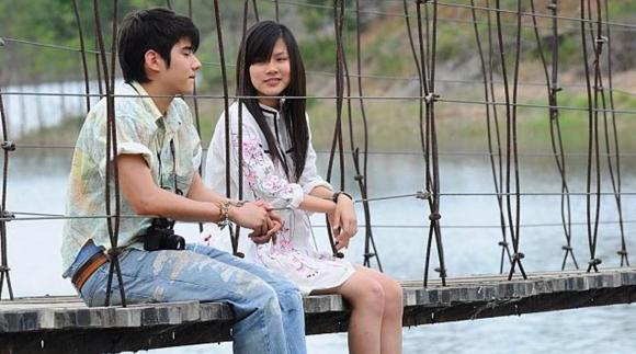 Baifern Pimchanok,Push Puttichai,mỹ nhân chuyển giới Thái Lan,phim Thái Lan,Chiếc lá bay