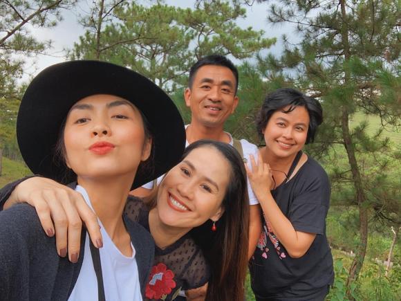 Tăng Thanh Hà, Hà Tăng, Thân Thúy Hà, sao Việt