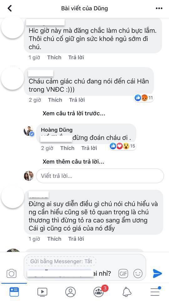 NSND Hoàng Dũng, diễn viên Bảo Hân, Về nhà đi con, sao Việt