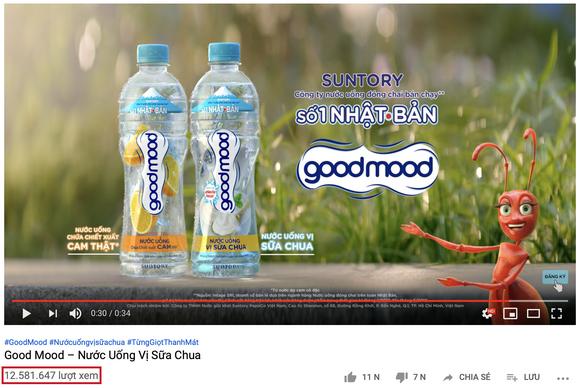 nước uống Good Mood, Kiến Đen, cô nàng Kiến Đỏ