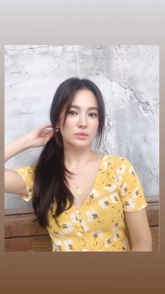 Song Hye Kyo , nữ thần, sao hàn