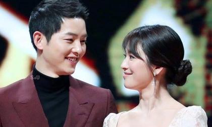 Song Joong Ki và Song Hye Kyo ly hôn,Song Hye Kyo F5 sau ly hôn,sao Hàn