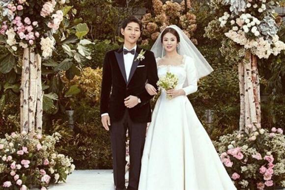 Hoa hậu Thu Hoài,  Song - Song ly hôn, Song Joong Ki và Song Hye Kyo ly hôn, sao hàn ly hôn