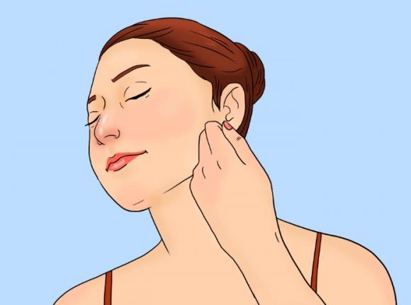 bài tập massage hiệu quả, bài tập massage Korugi, bài tập massage hiệu quả