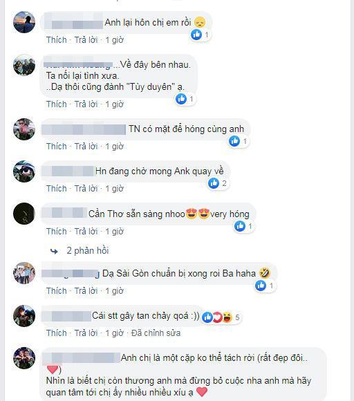 Mỹ Tâm, Đàm Vĩnh Hưng, sao Việt