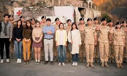 Song Joong Ki,Song Hye Kyo,Hậu duệ Mặt trời,sao Hàn,Song - Song ly hôn