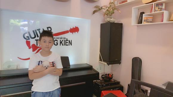 Trung Kiên,Lê Phương,con trai Lê Phương,sao Việt