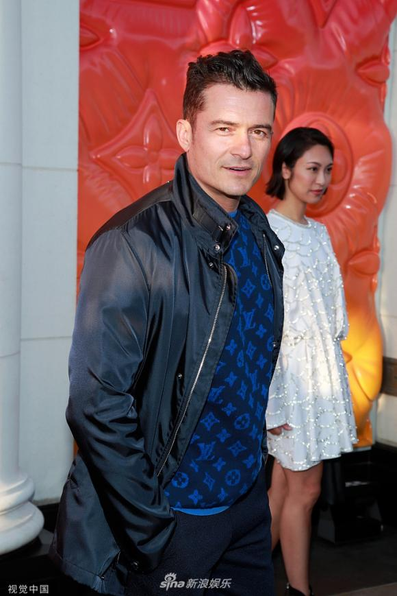 miranda kerr, orlando bloom, sao hollywood