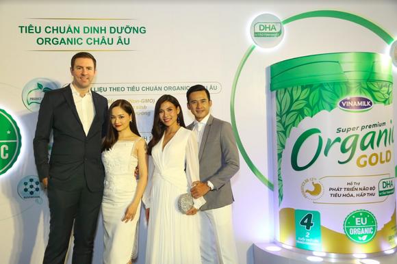 Vinamilk Organic Gold, sữa công thức Organic chuẩn Châu Âu, Sức khỏe trẻ em