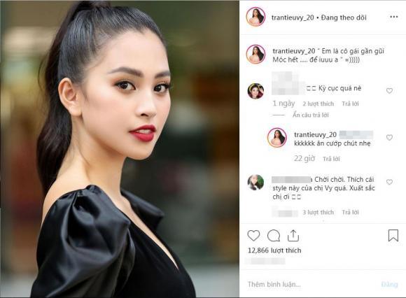 Hoa hậu Tiểu Vy, Tiểu Vy, sao Việt