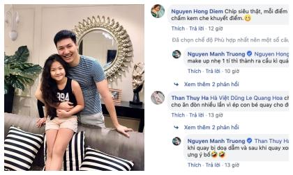 Diễn viên thân thúy hà, con gái Thân Thuý Hà, sao Việt