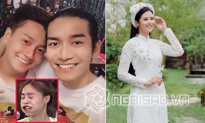 ca sĩ ngô kiến huy,Danh hài Trường Giang,danh hài Thu Trang,vợ chồng danh hài Thu Trang,dien vien Kha Nhu, diễn viên Liên Bỉnh Phát, sao Việt
