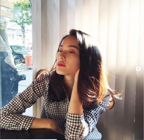 hotgirl vạn người mê Hạ Vi, diễn viên Hạ Vi, sao Việt
