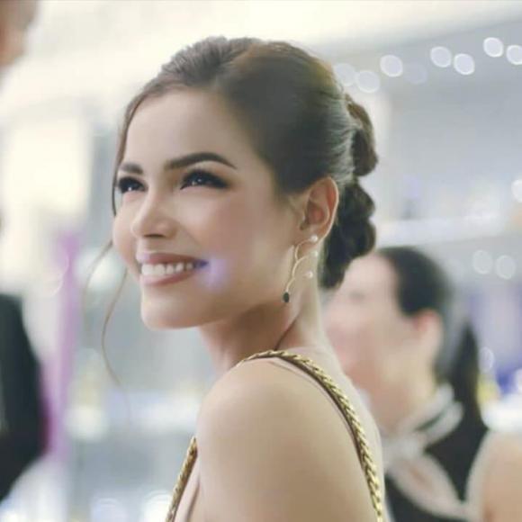 Hoa hậu Hoàn vũ Thái Lan 2019, Tân Hoa hậu Hoàn vũ Thái Lan 2019, Hoàng Thùy, đối thủ của Hoàng Thùy