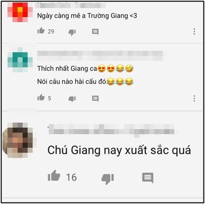 Danh hài Trường Giang, sao Việt, Người bí ẩn