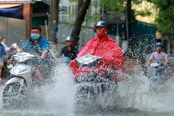 Dự báo thời tiết, áp thấp nhiệt đới, Thời tiết hôm nay