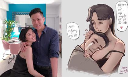 MC Yumi Dương, MC Yumi Dương sinh con, chồng Yumi Dương