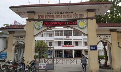 Bệnh viện Đa khoa Đức Thọ, thai nhi tử vong, Thai nhi với vết đứt ngang cổ