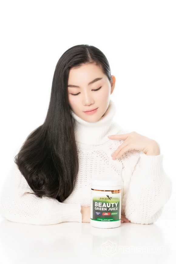 Beauty Green Juice, Angel Phạm, Chăm sóc da