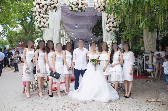 văn hoá đi ăn cưới, giới trẻ việt, Lấn át cô dâu trong ngày cưới
