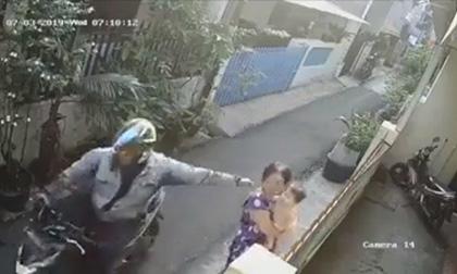 Cứa cổ tài xế grab cướp xe máy, cướp tài sản, tin pháp luật