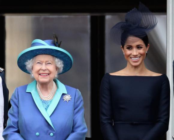 Nữ hoàng Anh,Hoàng gia Anh,Kate Middleton,Meghan Markle