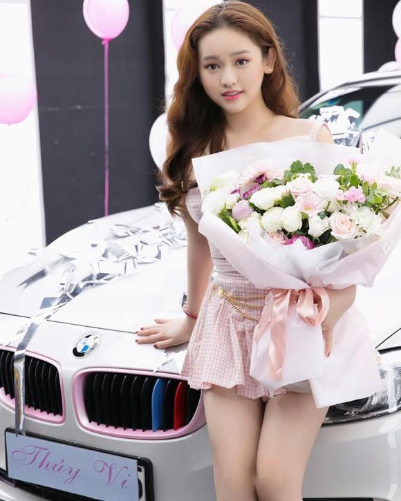 Thúy Vi, hot girl Cà Mau, tình cũ Phan Thành