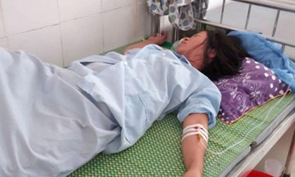trẻ sơ sinh bị kéo đứt cổ, bé sơ sinh tử vong với vết khâu trên cổ, tin nóng
