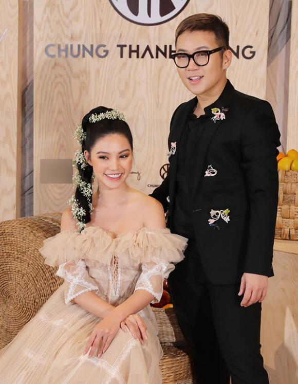 ,Nữ hoàng nội y ngọc trinh,ca si hari won,nữ ca sĩ hari won,NTK Chung Thanh Phong, diễn viên Midu, hoa hậu Phương Khánh, sao Việt