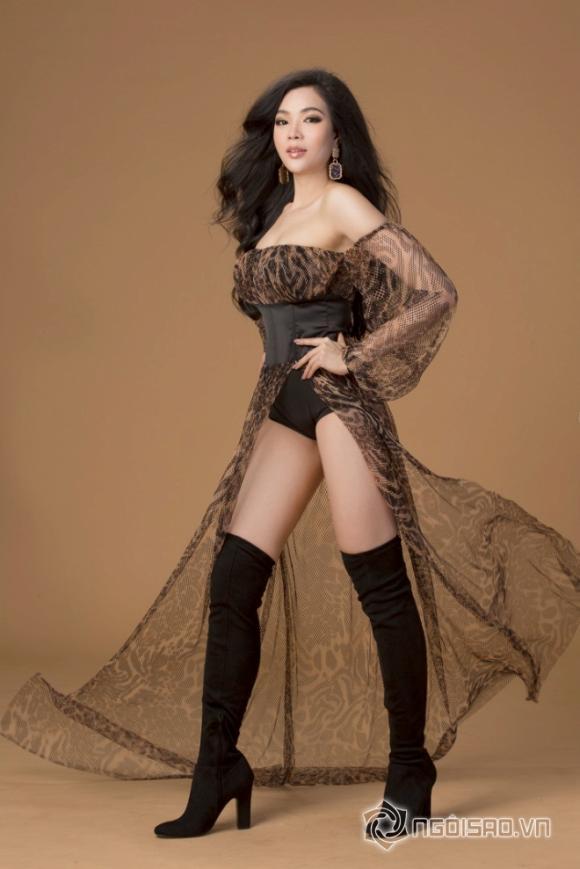 Hoa hậu Doanh nhân Cao Thị Thùy Dung,cuộc thi sắc đẹp của Minh Chánh