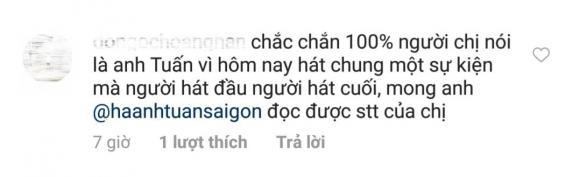 ca sĩ hà anh tuấn,Ca sĩ Phương Linh, sao Việt