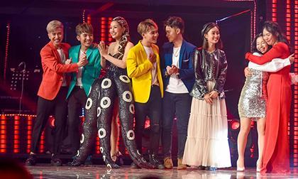 Tuấn Ngọc, Đức Thịnh, Giọng hát Việt 2019, sao Việt