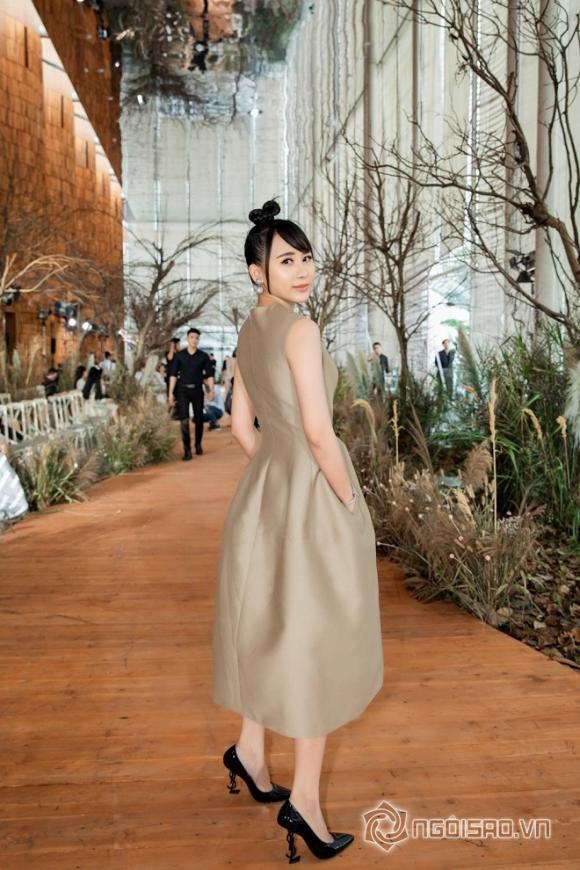 Hoa Hậu Kim Kelly,show thời trang của Chung Thanh Phong,Hoa Hậu Mrs Áo Dài 2019