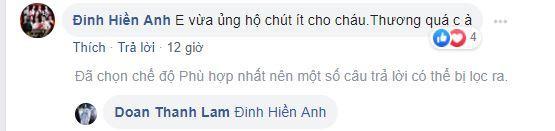Minh Hiền, con trai ca sĩ Minh Hiền, Thanh Lam, sao việt ủng hộ Minh Hiền