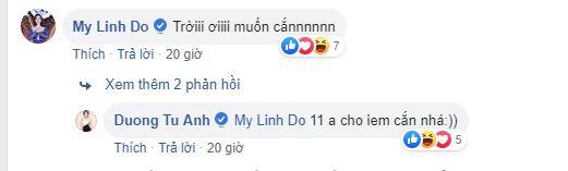 Đỗ Mỹ Linh,Tú Anh,Dương Bảo Hưng,sao Việt