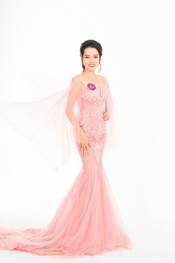 Hoa hậu doanh nhân Việt Hàn 2019, Hoa hậu Nguyễn Thị Tuyết Nhung