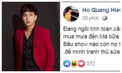 ca sĩ Bảo Anh, ca sĩ Hồ Quang Hiếu, sao việt