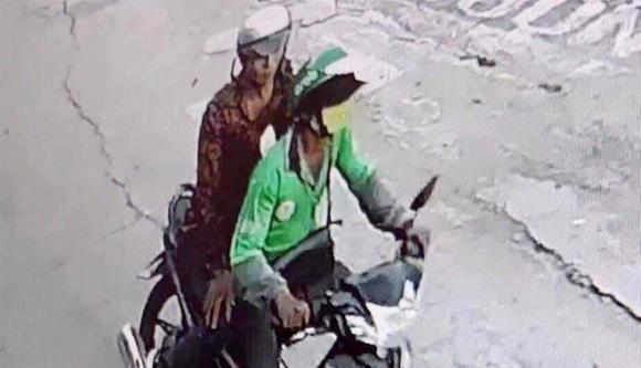 cướp xe máy, cướp xe sài gòn, cướp tài xế grap