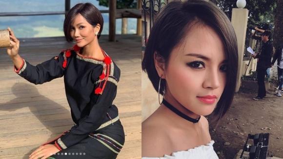 hoa hậu H'Hen Niê, diễn viên Thu Quỳnh, sao Việt
