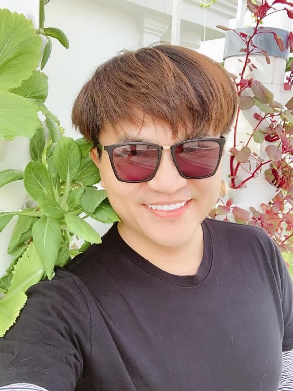 MC Đại Nghĩa, vườn rau của sao, Đại Nghĩa, sao Việt