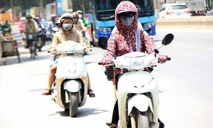 Dự báo thời tiết, Hà Nội nắng nóng, Thời tiết hôm nay