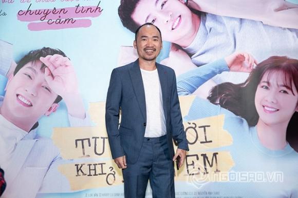 diễn viên Quốc Trường, diễn viên Harry Lu, diễn viên Midu, sao Việt