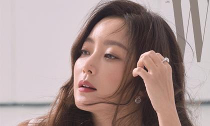 kim hee sun, túi xách, thời trang sao hàn, sao hàn