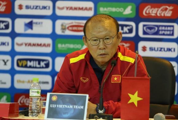HLV Park Hang Seo, VFF, Vòng loại World Cup 2022