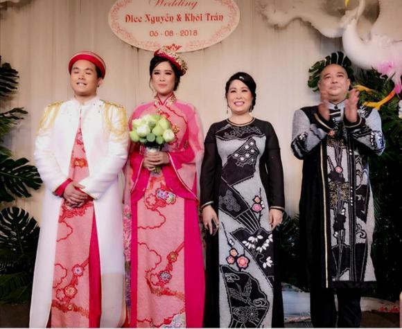con gái Hồng Vân, Hồng Vân, con rể Hồng Vân, sao Việt