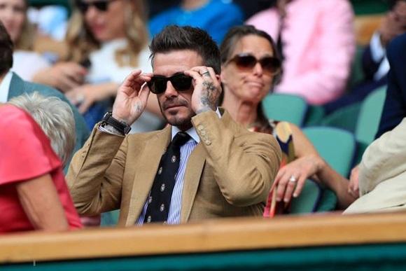 Brooklyn Beckham, bé Harper, nhà Beckham