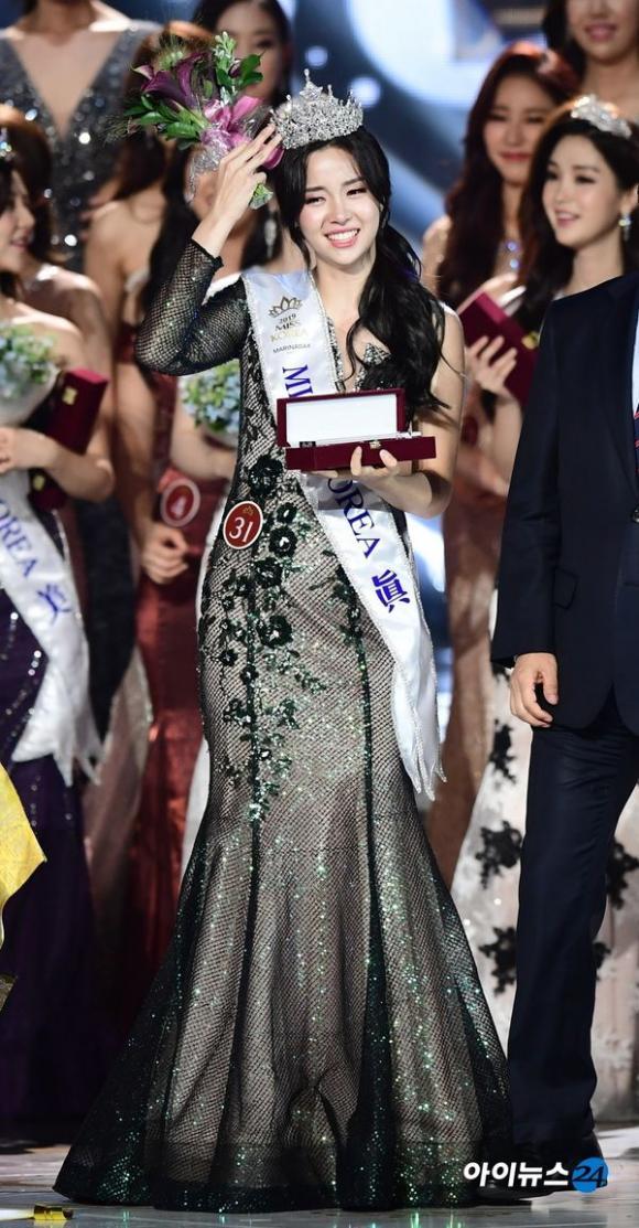 hoa hậu hàn quốc 2019, hanbok, sao hàn
