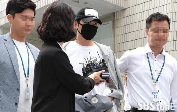Kang Ji Hwan, bắt giữ, cưỡng hiếp, sao hàn