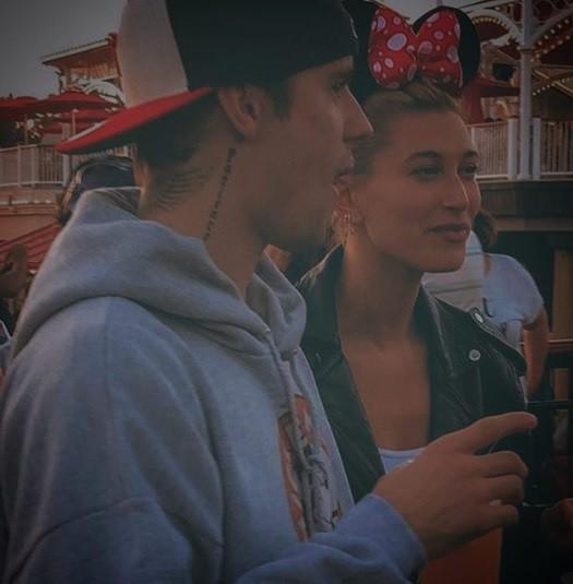 Justin Bieber,Hailey Baldwin,Justin Bieber đính hôn Hailey Baldwin,Selena Gomez,sao Hollywood
