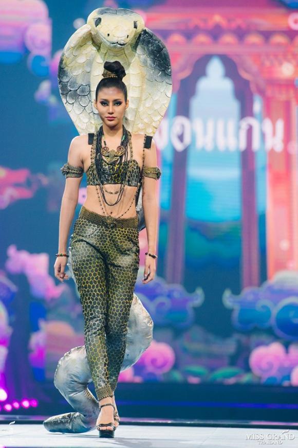Miss Grand Thailand 2019, thí sinh Miss Grand Thailand 2019, trang phục Miss Grand Thailand 2019
